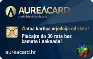 AureaCard kartica